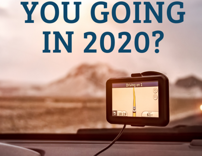 Where are YOU Going in 2020?